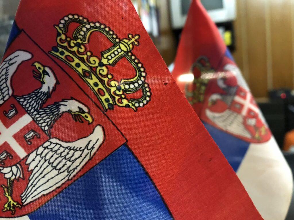 Ово је Србија, српска застава, фото: М. Миладиновић