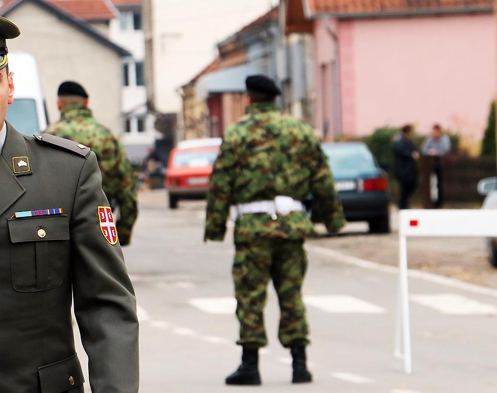 Војска и полиција, фото: Марко Миладиновић