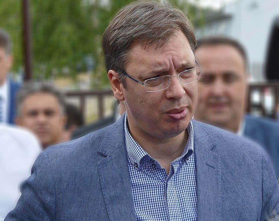 Вучић, фото: М. Миладиновић