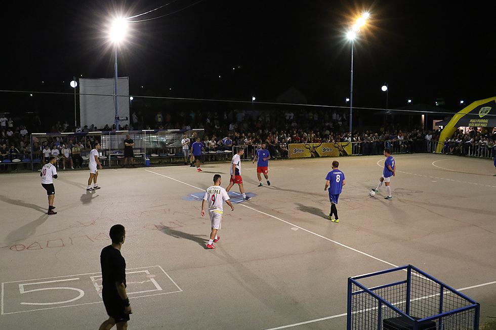 Детаљ са турнира, фото: Марко Миладиновић, портал ,,Сврљишке новине''