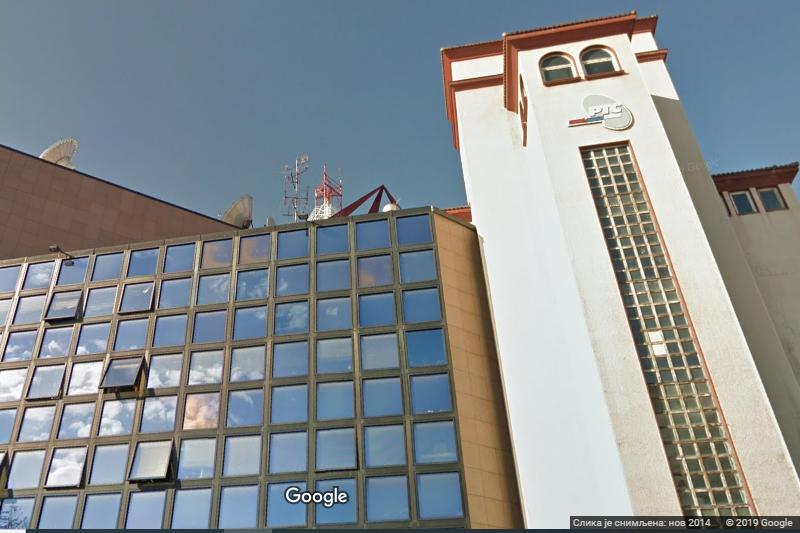 РТС, фотографија: Гугл мапс, Гугл