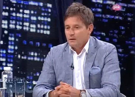 Познати фудбалер Пикси, фото: ПртСцр Телевизија Пинк