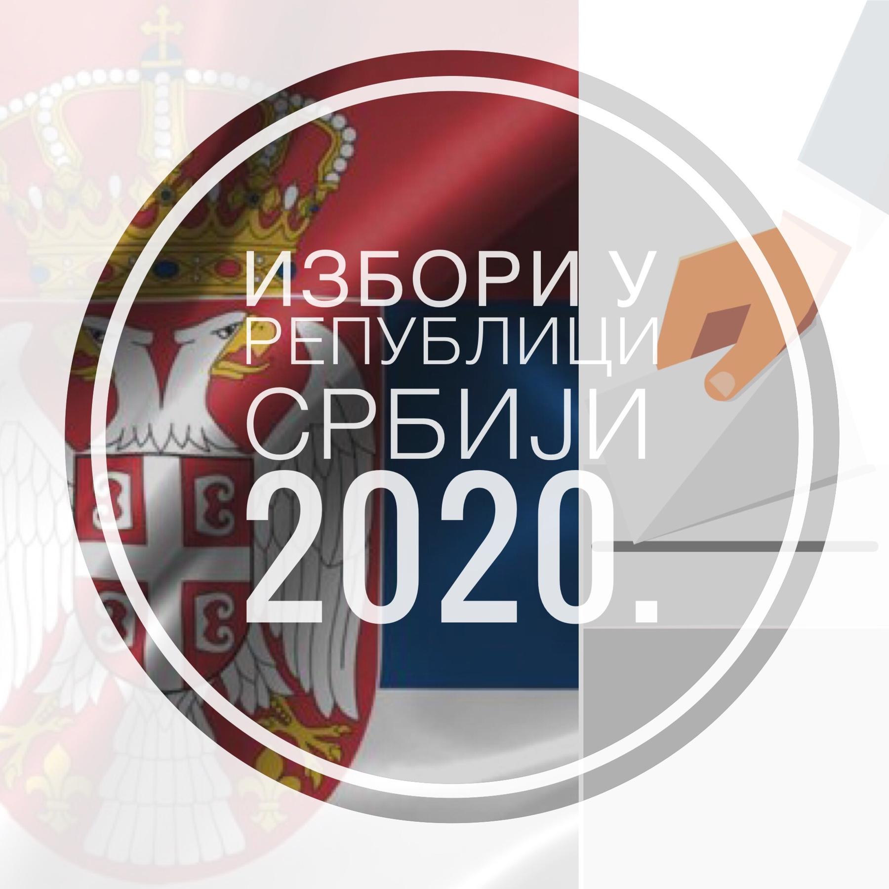 Фото илустрација, Избори 2020. / Нишке новине