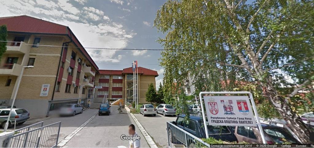 ГО Пантелеј, фото: Гугл мап, фото из 2014.