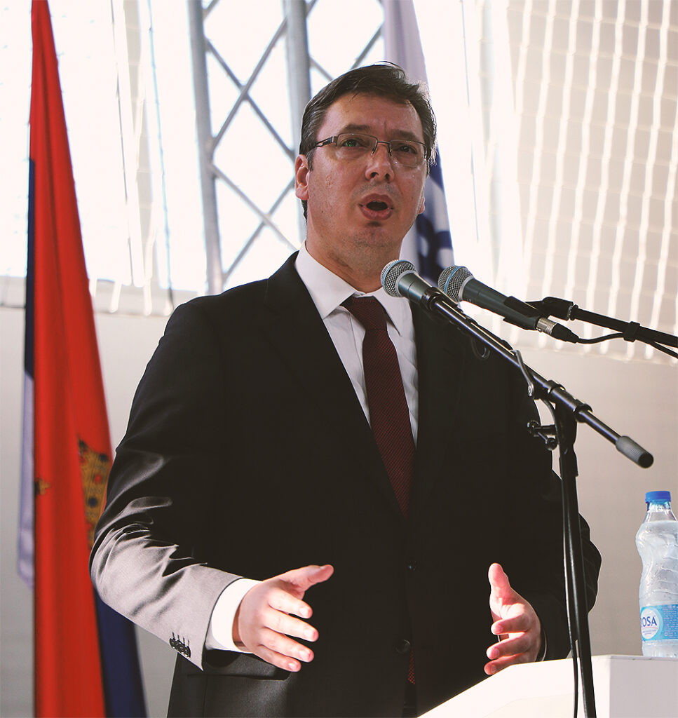 Председник Србије, Александар Вучић, фото: Марко Миладиновић