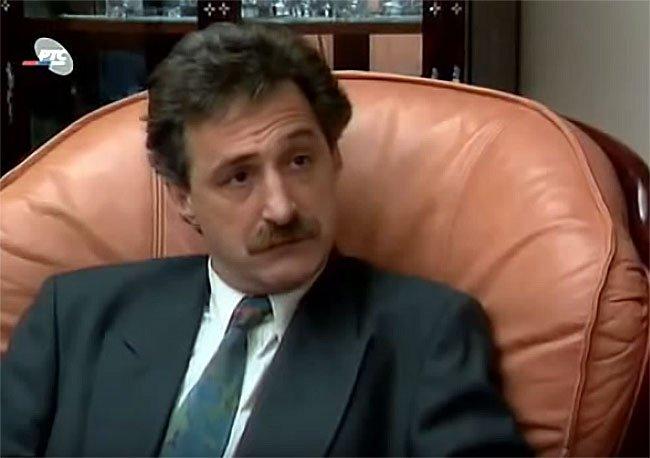 Десимир Станојевић, фото: РТС, серија ,,Срећни људи'', скриншот Јутјуб