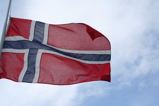 Застава Норвешке, фото: Pixabay.com
