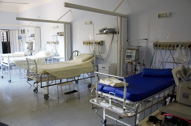 Болнички кревет, фото: pixabay.com илустрована фотографија