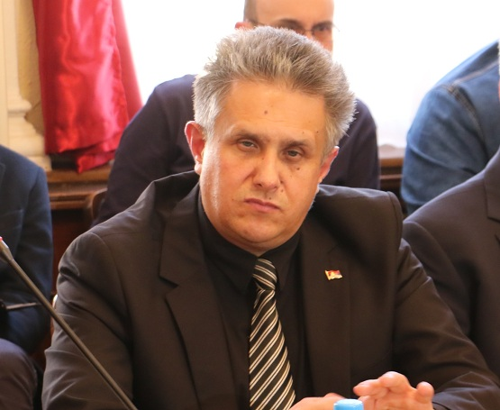 Народни посланик Милија Милетић, фото: Нишке новине