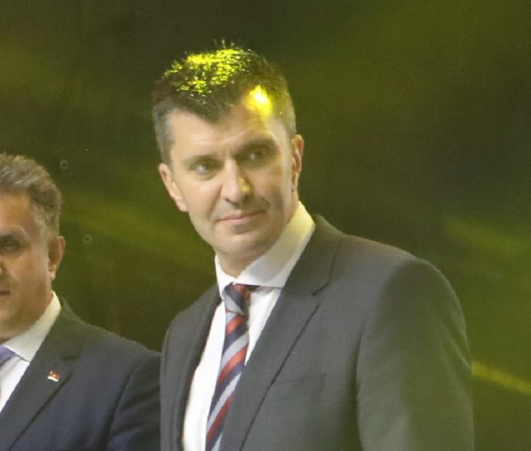 Министар Ђорђевић, фото: Нишке новине