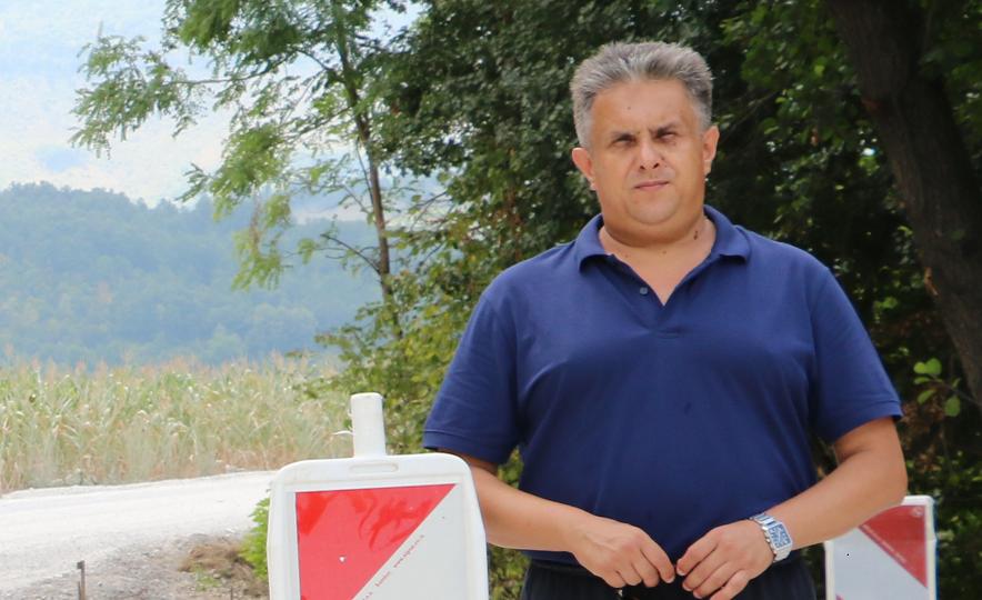 Посланик Милија Милетић, фото: Нишке новине