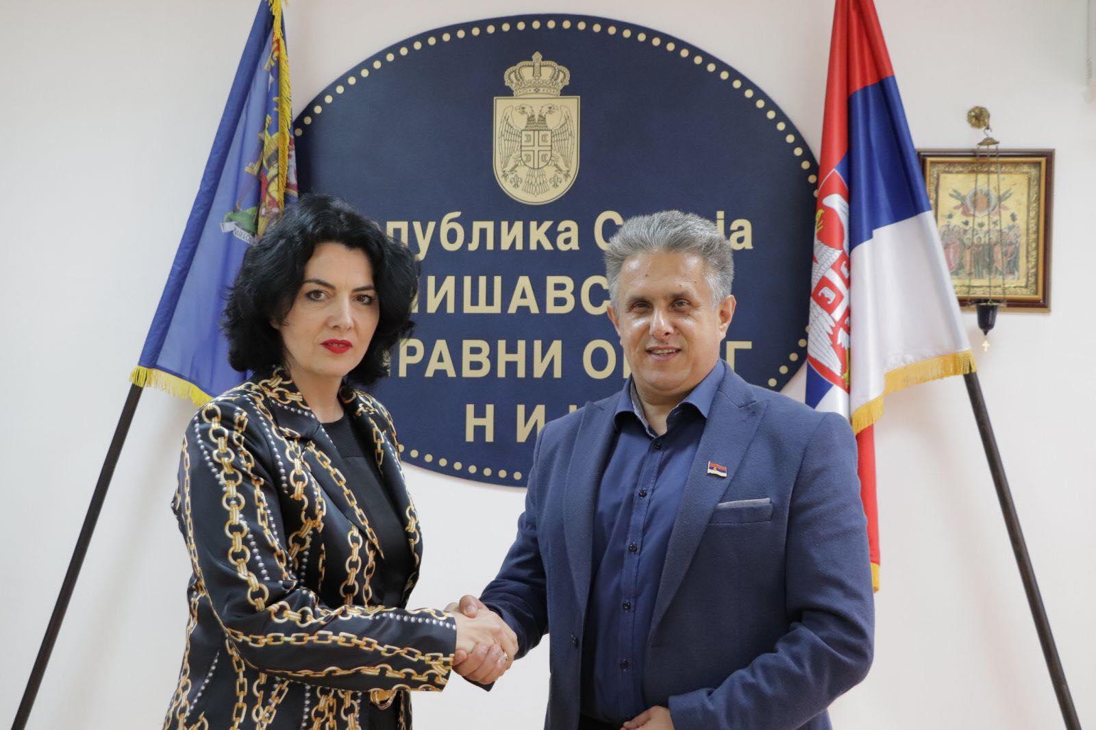 Сотировски и Милетић, фото: Нишавски управни округ, С.Д.