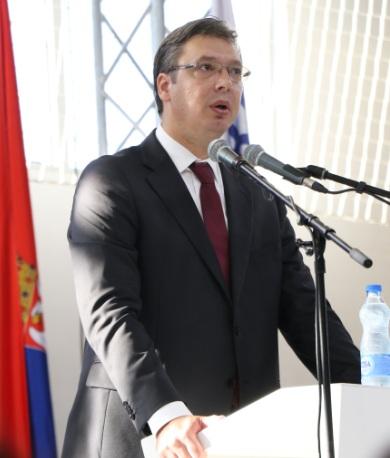 Александар Вучић, предсендик Србије, фото: Марко Миладиновић