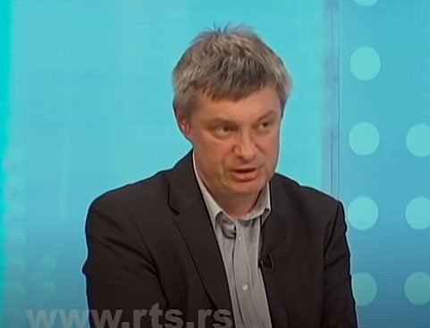 Горан Стевановић, фото: Јутјуб / РТС