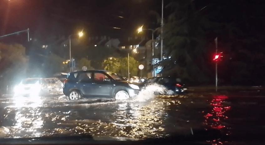 Поплава у Нишу, фото: Нишке новине