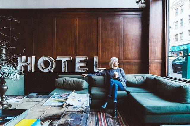 Хотел, илустрација, фото: Пиксабеј