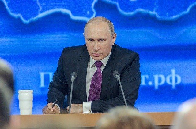 Путин, фото: Дмитрий Осипенко
