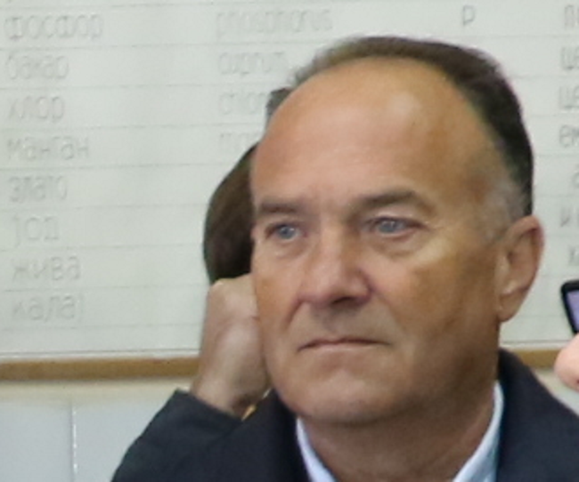 Министар Шарчевић, фото: М. М.