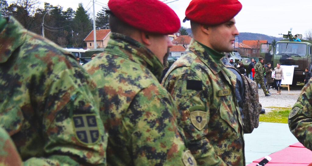 Војска Србије, фото: Нишк новине, сва права су задржана