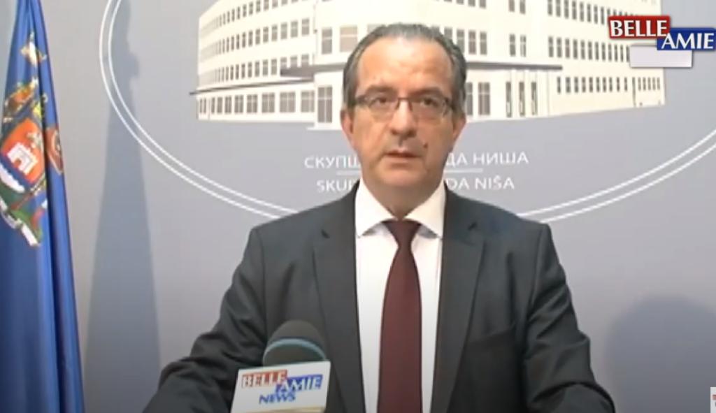 Зоран Перишић, фото: Белами ТВ, јутјуб