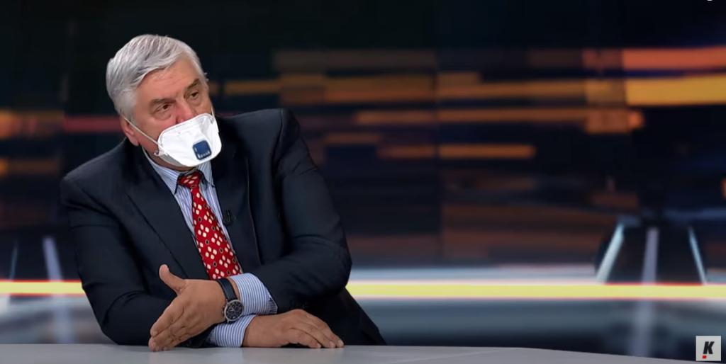 Тиодоровић, гостовање на ТВ ,,Курир'', фото: Курир, јутјуб