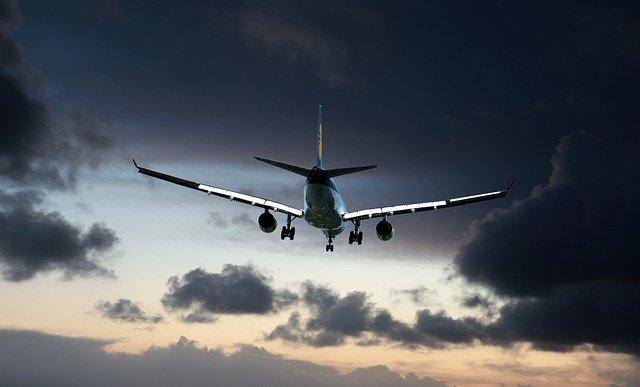 Илустрација: авион