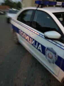 Полиција, илустрација, фото: Нишке новине