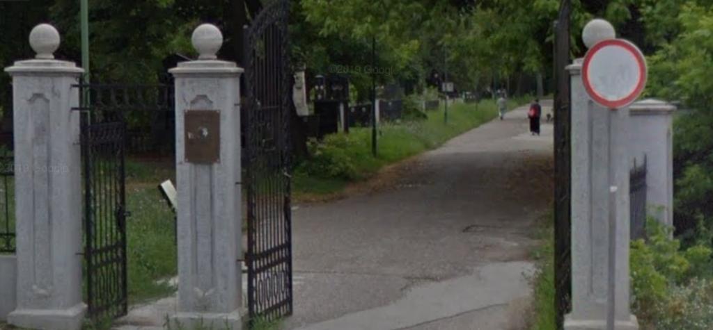 Старо гробље Ниш, фото: Гугл