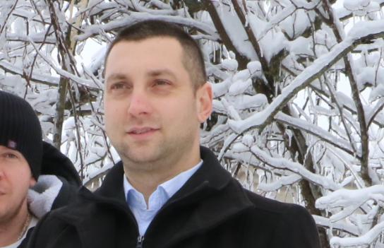 Председник општине Мирослав Марковић, фото: Нишке новине