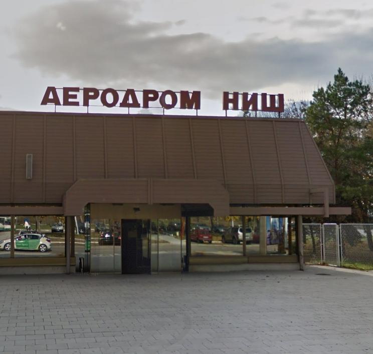 Аеродром, фото: Гугл мап