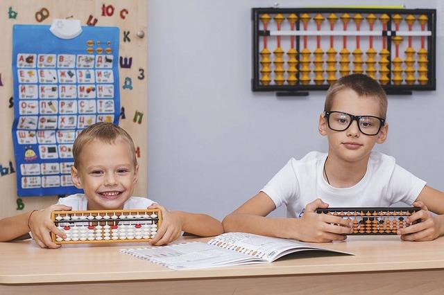 Деца, илустрација, фото: Русский, преузето: Пиксабај