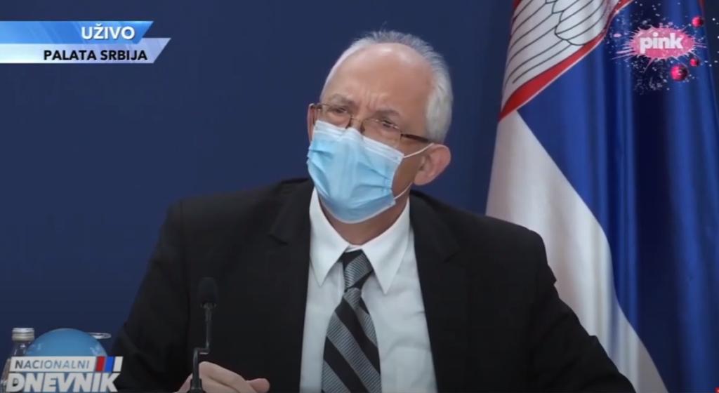 Др Предраг Кон, ТВ Пинк