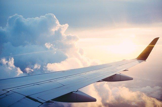 авион, сајт пиксабај