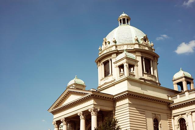 Скупштина Србије, фото: Пиксабеј