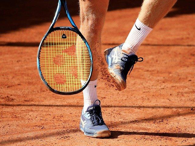 Тенис, илустрација, Пиксабеј