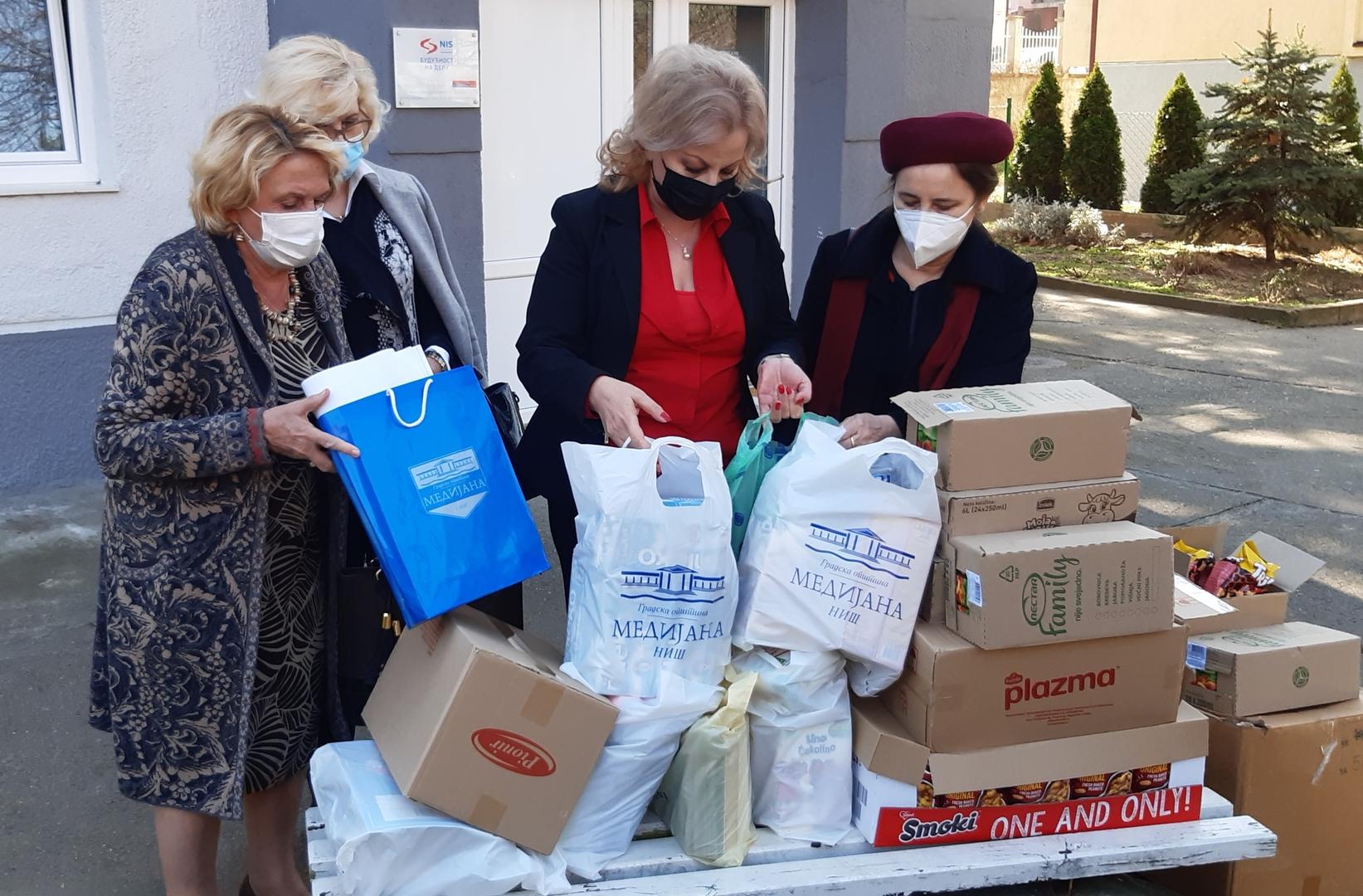 Фотографија преузета са званичног сајта ГО Медијана, Град Ниш