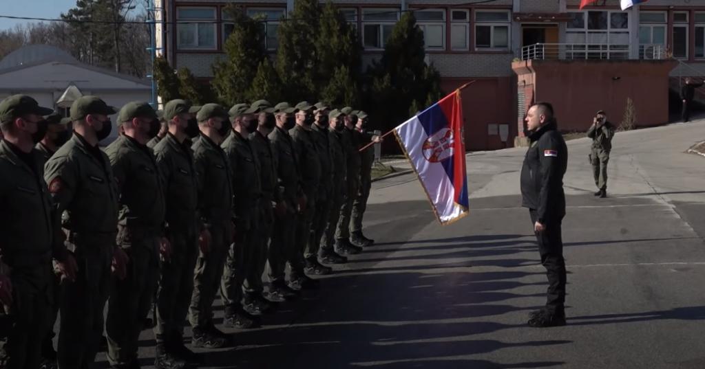 Министар Вулин, фото: МУП Србије, јутјуб