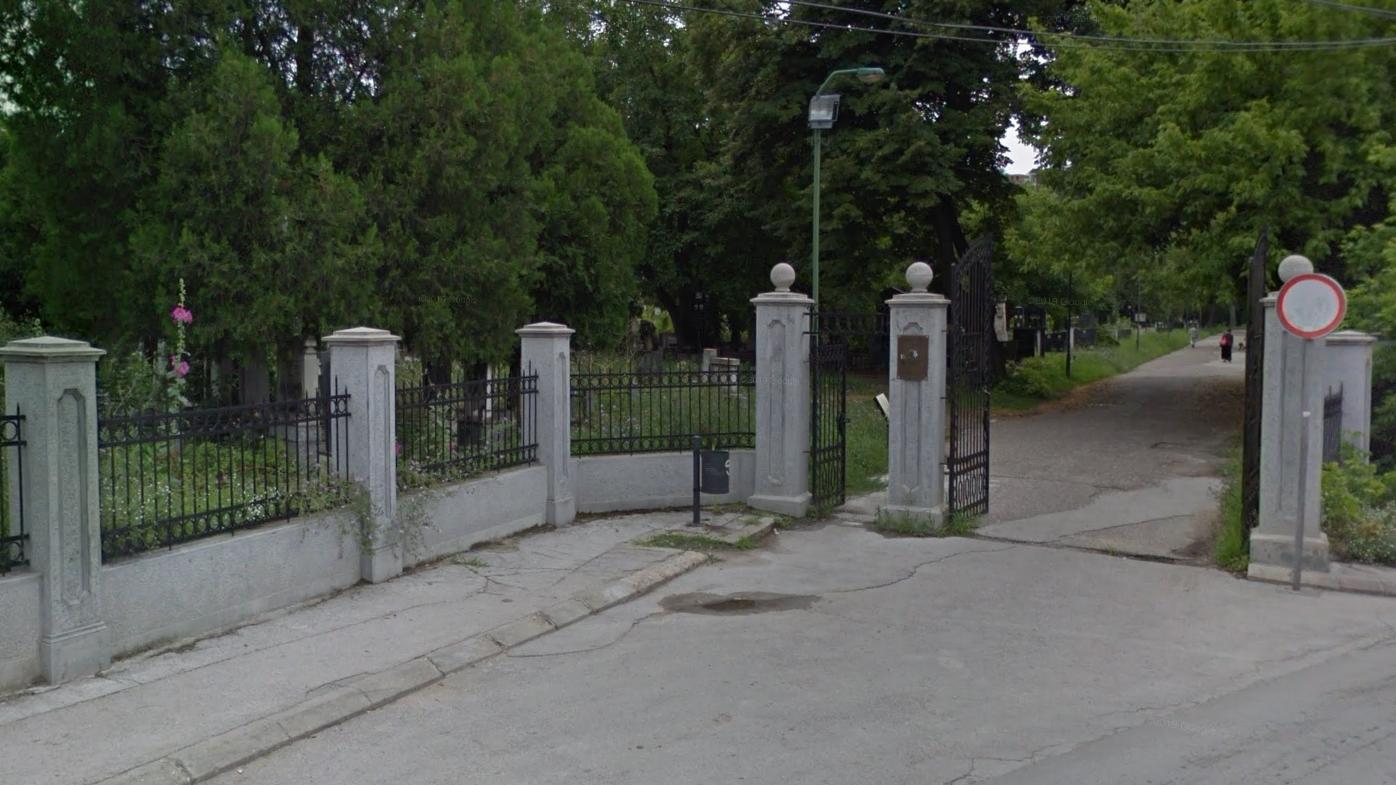 Старо гробље Ниш, фото: Гугл мап