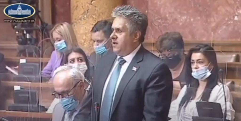 Посланик Милеитћ, фото Парламент